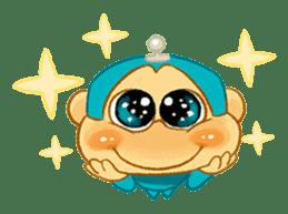 Alien Monkeys sticker #4243528