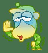 Alien Monkeys sticker #4243533