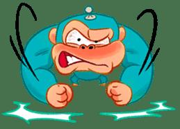 Alien Monkeys sticker #4243546