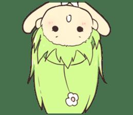 Plant -chan sticker #4245482