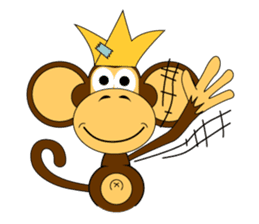 Monkey King sticker #4245785