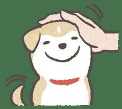 Shiba-Puppy! sticker #4256562