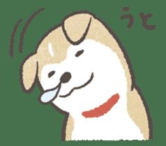 Shiba-Puppy! sticker #4256564