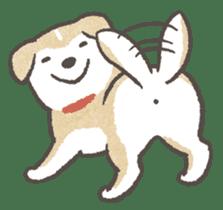 Shiba-Puppy! sticker #4256566