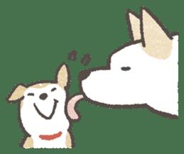 Shiba-Puppy! sticker #4256572