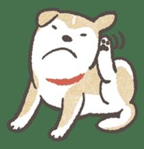 Shiba-Puppy! sticker #4256577