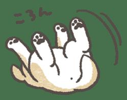 Shiba-Puppy! sticker #4256578