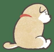 Shiba-Puppy! sticker #4256581