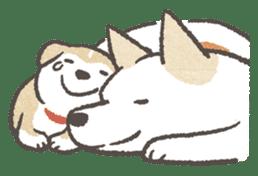 Shiba-Puppy! sticker #4256586