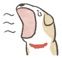 Shiba-Puppy! sticker #4256590