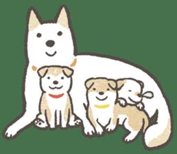 Shiba-Puppy! sticker #4256598