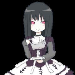 Gothic Lolita Darkness