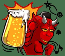 JK Red Devils sticker #4261128
