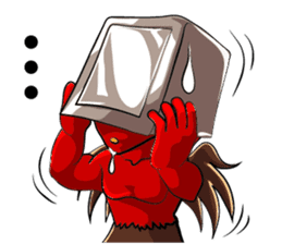 JK Red Devils sticker #4261142