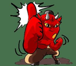 JK Red Devils sticker #4261156