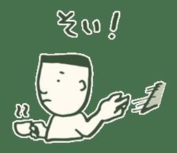 Kagoshima accent the last sticker #4265303