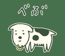 Kagoshima accent the last sticker #4265319