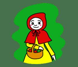 Hijab girl Zukinchan (English) sticker #4269553