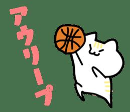Basketball club sticker #4270708