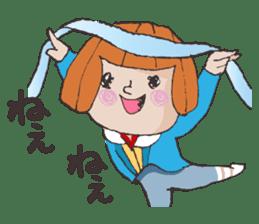 E-san_ballet version sticker #4270970