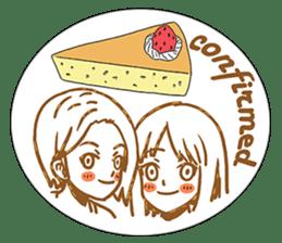 Moki & Muka Net Idol sticker #4272541