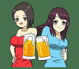 Moki & Muka Net Idol sticker #4272557