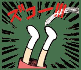 Sticker of Arawi Keiichi sticker #4274854