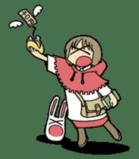 Sticker of Arawi Keiichi sticker #4274867