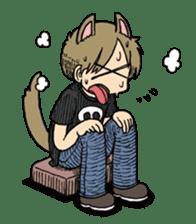 Sticker of Arawi Keiichi sticker #4274874