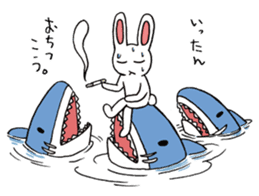 Sticker of Arawi Keiichi sticker #4274880