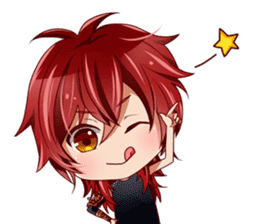 Cute Ninja - Japanese Anime sticker #4276018
