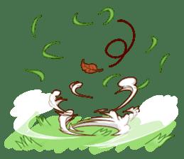 Cute Ninja - Japanese Anime sticker #4276042