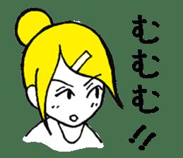 "JAPANESE GIRL ""ROKOKO"" sticker #4278266"
