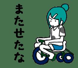 "JAPANESE GIRL ""ROKOKO"" sticker #4278276"