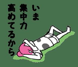 "JAPANESE GIRL ""ROKOKO"" sticker #4278282"