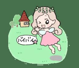 fairy Yoko & Hanao sticker #4278411