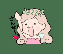 fairy Yoko & Hanao sticker #4278414