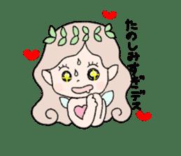 fairy Yoko & Hanao sticker #4278440