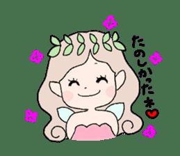 fairy Yoko & Hanao sticker #4278441