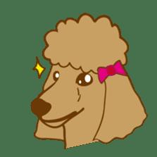 Hiroshima Dog Returns sticker #4278611