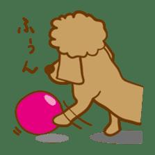 Hiroshima Dog Returns sticker #4278615