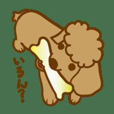 Hiroshima Dog Returns sticker #4278622