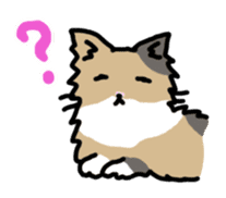 my cats vol.1 sticker #4280489