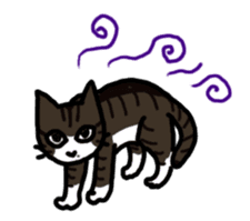my cats vol.1 sticker #4280512