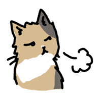 my cats vol.1 sticker #4280515
