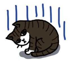 my cats vol.1 sticker #4280524