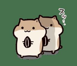 The Talking Hamster2 sticker #4285616