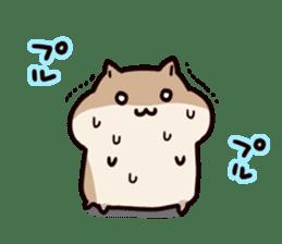 The Talking Hamster2 sticker #4285627