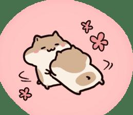 The Talking Hamster2 sticker #4285637