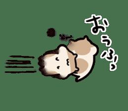 The Talking Hamster2 sticker #4285639